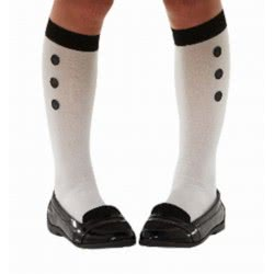 Santoro London Gorjuss Carnaval Accessory The Hour Socks 52378 5020570505397