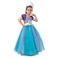 Fun Fashion Mermaid Princess No 10 289-10 5204745289101