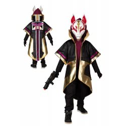 CLOWN Carnaval Costume Fox Size 14 78014 5203359780141