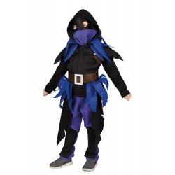 CLOWN Στολή Αποκριάς Skin Master Raven Fortnite No. 14 32414 5203359324147