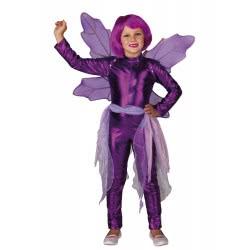 CLOWN Carnaval Costume Wings Purple Size 08 102808 5203359000997