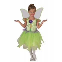 CLOWN Carnaval Costume Pixie Dust Fairy Deluxe No.06 103906 5203359001376