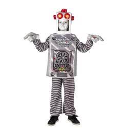 CLOWN Στολή Robot Νο.04 77504 5203359775048