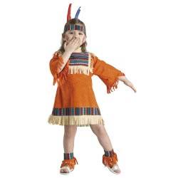 CLOWN Στολή Baby Indian Girl Μικρή Ινδιάνα (Bebe) Νο. 36 03836 5203359038365