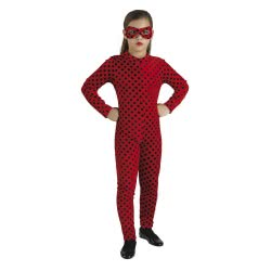 CLOWN Carnaval Costume Lady Bug Size 04 85304 5203359853043