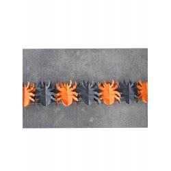 CLOWN Spider Garland 4 Meters 70350 5203359703508