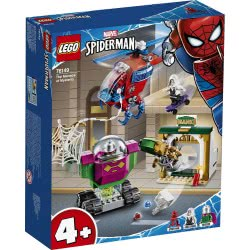 LEGO Marvel Spider-Man The Menace Of Mysterio 76149 5702016619294