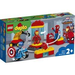 LEGO DUPLO Super Heroes Εργαστήριο Σούπερ Ηρώων 10921 5702016618112