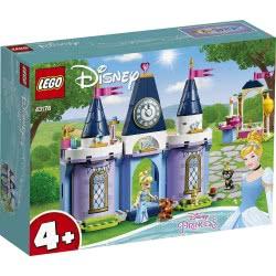 LEGO Disney Princess Η Γιορτή της Σταχτοπούτας στο Κάστρο 43178 5702016618648