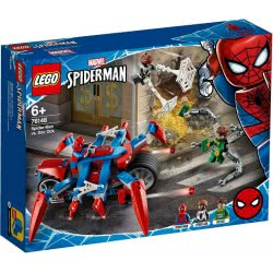 LEGO Super Heroes Σπάιντερ-Μαν Εναντίον Ντοκ Οκ 76148 5702016619317