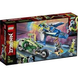 LEGO NINJAGO Jay and Lloyd's Velocity Racers 71709 5702016616958