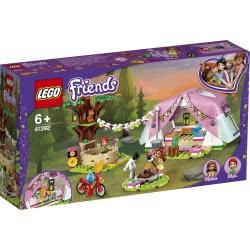 LEGO Friends Κάμπινγκ στη Φύση με Χλιδή 41392 5702016618792