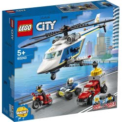 LEGO City Police Helicopter Chase 60243 5702016617771