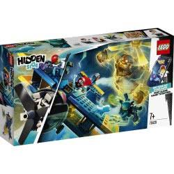 LEGO Hidden Side Ακροβατικό Αεροπλάνο του Ελ Φουέγκο 70429 5702016616101