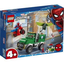 LEGO Marvel Spider-Man Vulture's Trucker Robbery 76147 5702016619287