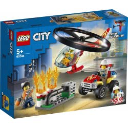 LEGO City Fire Helicopter Response 60248 5702016617825
