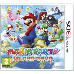 Nintendo 3DS Mario Party: Island Tour 045496524883 045496524883