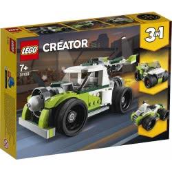 LEGO Creator Πυραυλοκίνητο Φορτηγό 31103 5702016616293