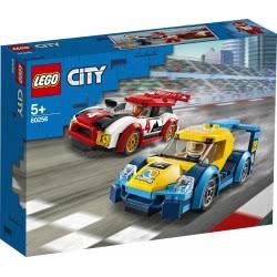 LEGO CITY In/Out 2020 Αγωνιστικά Αυτοκίνητα 60256 5702016617900