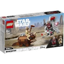 LEGO Star Wars TM Μικρομαχητικό Ταχυσκάφος Αέρος T-16 εναντίον Μικρομαχητικού Μπάνθα 75265 5702016617115