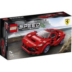 LEGO Speed Champions Ferrari F8 Tributo 76895 5702016618310