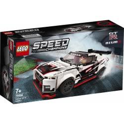 LEGO Speed Champions Nissan GT-R NISMO 76896 5702016618327