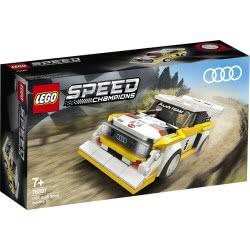 LEGO Speed Champions 1985 Audi Sport quattro S1 76897 5702016618334