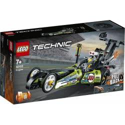 LEGO Technic Ντράγκστερ 42103 5702016616422