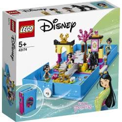 LEGO Disney Princess Παραμυθένιες Περιπέτειες της Μουλάν 43174 5702016618600