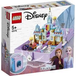 LEGO Disney Princess Παραμυθένιες Περιπέτειες της Άννας και της Έλσας 43175 5702016618617