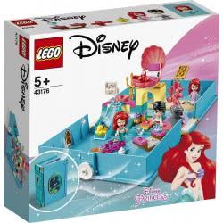 LEGO Disney Princess Παραμυθένιες Περιπέτειες της Άριελ 43176 5702016618624
