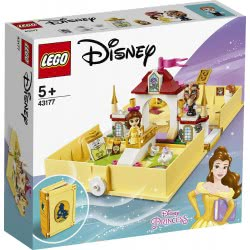 LEGO Disney Princess Παραμυθένιες Περιπέτειες της Μπελ 43177 5702016618631