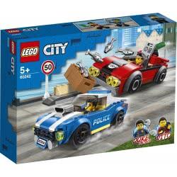 LEGO City Police Highway Arrest 60242 5702016617566