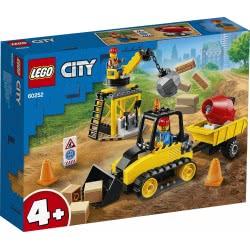 LEGO City Construction Bulldozer 60252 5702016617863