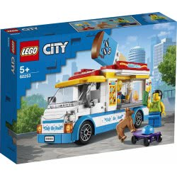 LEGO City Ice-Cream Truck 60253 5702016617870