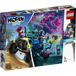 LEGO Hidden Side Το Μπιτς-Μπάγκι του Τζακ 70428 5702016616095