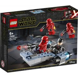 LEGO Star Wars TM Πακέτο Μάχης Στρατιωτών Σιθ 75266 5702016617122