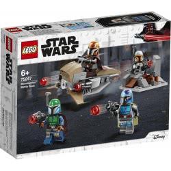 LEGO Star Wars TM Πακέτο Μάχης Μανταλόριαν 75267 5702016617139
