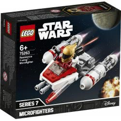 LEGO Star Wars Resistance Y-wing Microfighter 75263 5702016617092