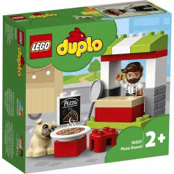 LEGO DUPLO Town Pizza Stand 10927 5702016618167