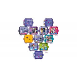LEGO Friends Andrea S Play Cube 41400 5702016618860