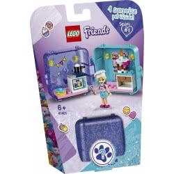 LEGO Friends Κύβος Παιχνιδιού Της Στέφανι 41401 5702016618877
