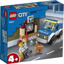 LEGO City Police Μονάδα Αστυνομικών Σκύλων 60241 5702016617559