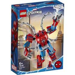 LEGO Super Heroes Ρομποτική Στολή του Σπάιντερ-Μαν 76146 5702016619270