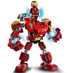 LEGO Marvel Avengers Iron Man Mech 76140 5702016618020