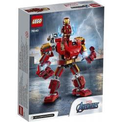 LEGO Super Heroes Ρομποτική Στολή του Άιρον Μαν 76140 5702016618020