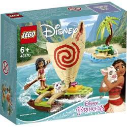LEGO Disney Princess Η Θαλάσσια Περιπέτεια της Βαϊάνα 43170 5702016618365