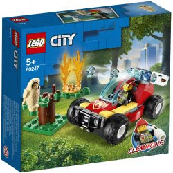 LEGO City Forest Fire 60247 5702016617818