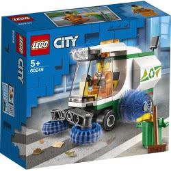 LEGO City Street Sweeper 60249 5702016617832