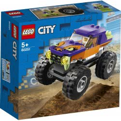 LEGO City Great Vehicles Monster Truck 60251 5702016617856